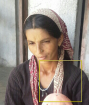 Madhu, wife of deceased Lt. Rakesh Posti, who is missing since 17 June from Kedarnath region of Uttarakhand, India